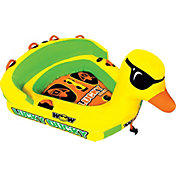 WOW Lucky Ducky 2-Person Towable Tube