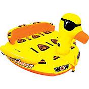 WOW Mega Ducky 5-Person Towable Tube
