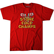 BreakingT Men's 'Stone Cold Kansas City' Red T-Shirt