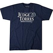 BreakingT Men's 'Judge & Torres 2020' Navy T-Shirt