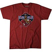 BreakingT Men's 'Uncle Larry' Red T-Shirt