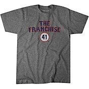 BreakingT Men's The Franchise 41 Grey T-Shirt