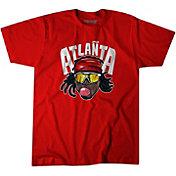 BreakingT Men's Ronald Acuna 'Atlanta Acuna' Red T-Shirt