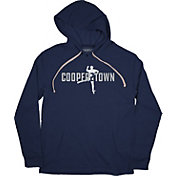 BreakingT Men's Navy 'Cooper2town' Pullover Hoodie