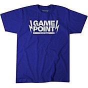 "BreakingT Men's ""Game Point"" Royal Blue T-Shirt"