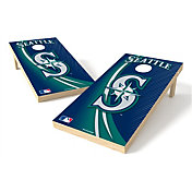 Wild Sports Seattle Mariners 2' x 4' Cornhole Board Set
