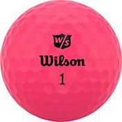 Wilson Staff 2020 Duo Soft Optix Pink Golf Balls