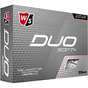 Wilson Staff 2020 Duo Soft+ Personalized Golf Balls