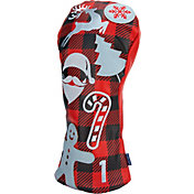 CMC Design Plaid Holiday Driver Headcover