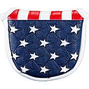 CMC Design Americana USA Flag Mallet Putter Headcover