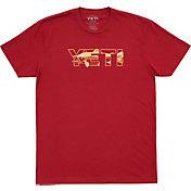 YETI Men's Brown Trout T-Shirt