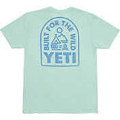 YETI Men's Camp Badge T-Shirt