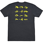 YETI Men's Fly Lures T-Shirt