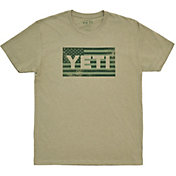YETI Men's American Flag T-Shirt
