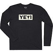 YETI Men's Steer Long Sleeve T-Shirt
