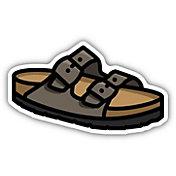Stickers Northwest Sandal Sticker