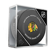 Inglasco Inc. Chicago Blackhawks 2021 Official Game Puck