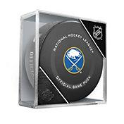Inglasco Inc. Buffalo Sabres 2021 Official Game Puck