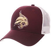 Zephyr Men's Texas State Bobcats Maroon Big Rig Adjustable Hat