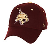 Zephyr Men's Texas State Bobcats Maroon ZH Fitted Hat
