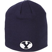 Zephyr Men's BYU Cougars Blue Knit Beanie