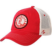 Zephyr Men's Louisville Cardinals Red Lancaster Trucker Adjustable Hat
