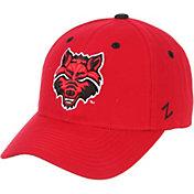Zephyr Men's Arkansas State Red Wolves Scarlet Competitor Adjustable Hat