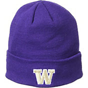 Zephyr Men's Washington Huskies Purple Cuffed Knit Beanie