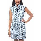San Soleil Women's Solstyle Cool Sleeveless Dress