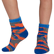 Northeast Outfitters Youth Camo Cozy Cabin Crew Socks