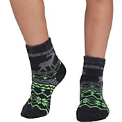 Northeast Outfitters Youth Nordic Moose Cozy Cabin Crew Socks