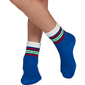 Northeast Outfitters Youth Stripe Cozy Cabin Crew Socks