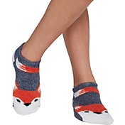 Northeast Outfitters Youth Fox Cozy Cabin Low Cut Socks