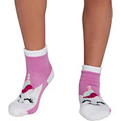 Northeast Outfitters Youth Unicorn Cozy Cabin Crew Socks