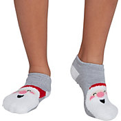Northeast Outfitters Youth Santa Cozy Cabin Low Cut Socks