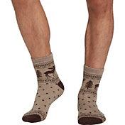 Northeast Outfitters Men's Moose Dot Cozy Cabin Socks