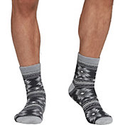 Northeast Outfitters Men's Aztec Stripe Cozy Cabin Socks