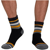Northeast Outfitters Team Stripe Colorblock Cozy Cabin Crew Socks