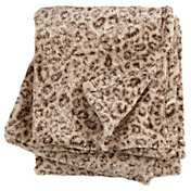Northeast Outfitters Cozy Animal Print Blanket
