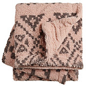 Northeast Outfitters Cozy Southwest Sherpa Blanket