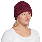 Northeast Outfitters Women's Cozy Diamond Weave Beanie