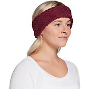 Northeast Outfitters Women's Cozy Diamond Weave Headband