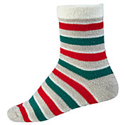 Northeast Outfitters Women's Cabin Fever Cozy Cabin Crew Socks