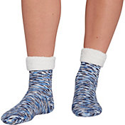 Northeast Outfitters Women's Space Dye Cozy Cabin Cuffed Socks