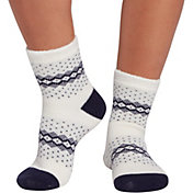 Northeast Outfitters Women's Fair Isle Ombre Cozy Cabin Socks