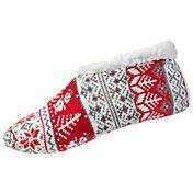 Northeast Outfitters Women's Snowman Cozy Cabin Slipper Socks