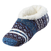 Northeast Outfitters Women's Tribal Cozy Cabin Slipper Socks
