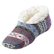 Northeast Outfitters Women's Tribal Cozy Cabin Slipper Socks