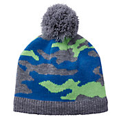Northeast Outfitters Youth Cozy Camo Beanie