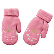 Northeast Outfitters Youth Cozy Unicorn Mittens